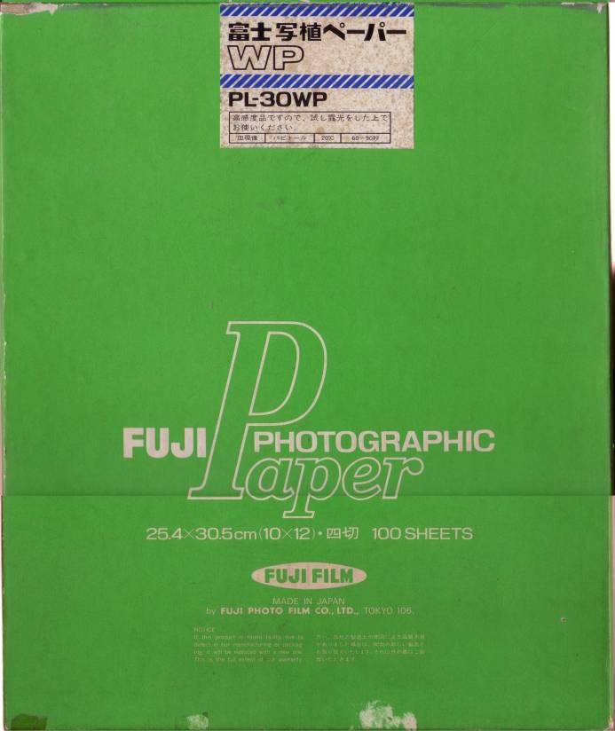 印画紙_富士写真フイルムPL-30WP.JPG